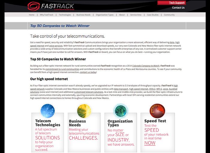 Website Design Fasttrack