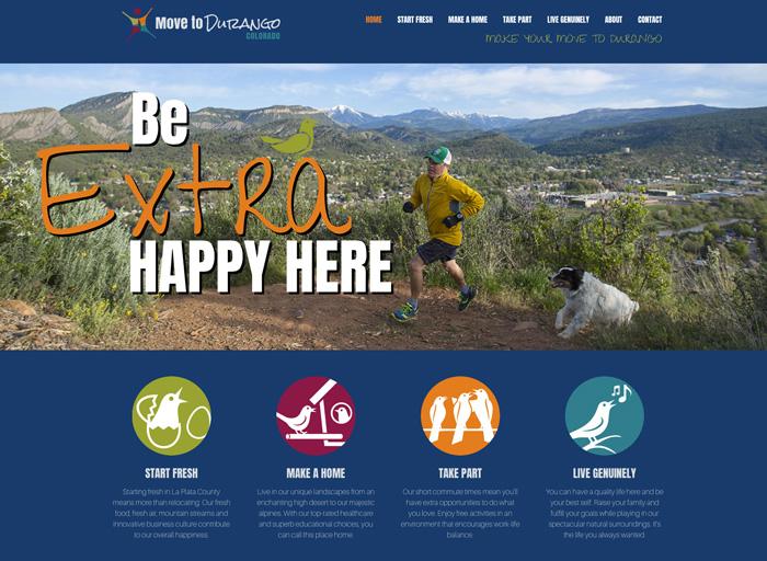 Website Design Move To Durango