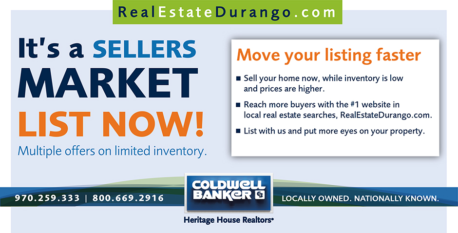 coldwell banker sellers market