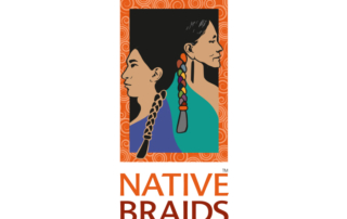 native braids marketing logo