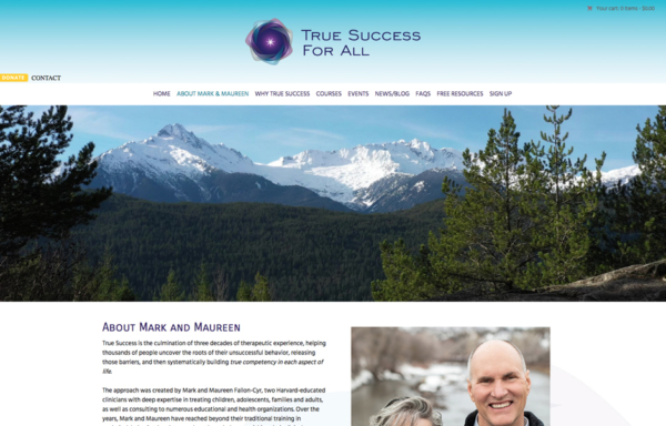 True Sucess for All About page