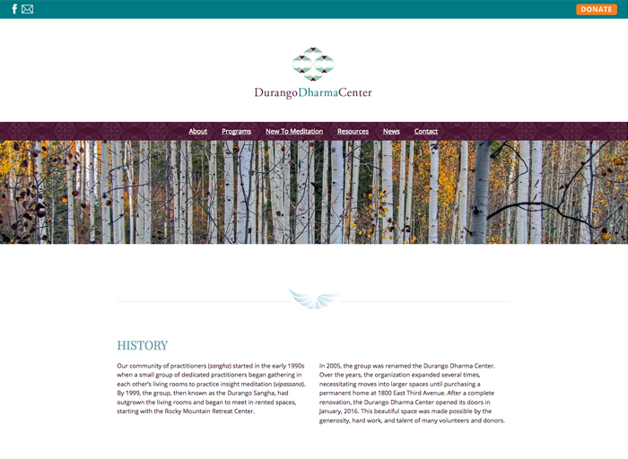 Durango Dharma Center About page