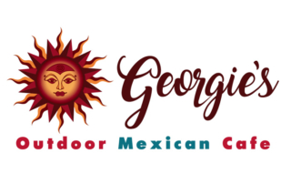 Georgies outdoor mexican cafe logo