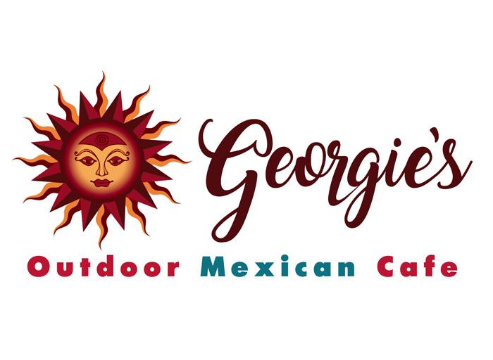 georgies outdoor mexican cafe logo